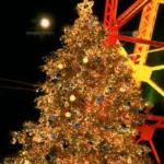 クリスマスの空模様